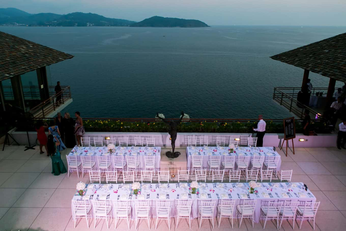 wedding receptions in phuket