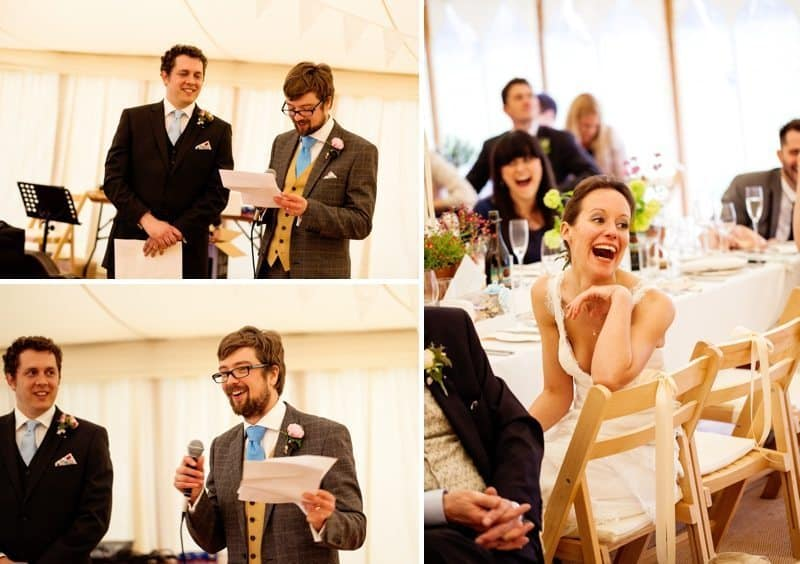 how to write a good wedding speech