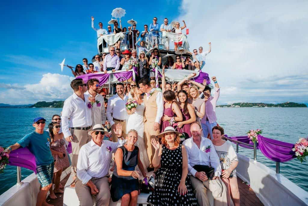 FULL PLANNING WEDDINGS IN PHUKET