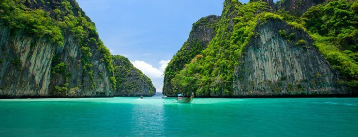 phi-phi- island honeymoon