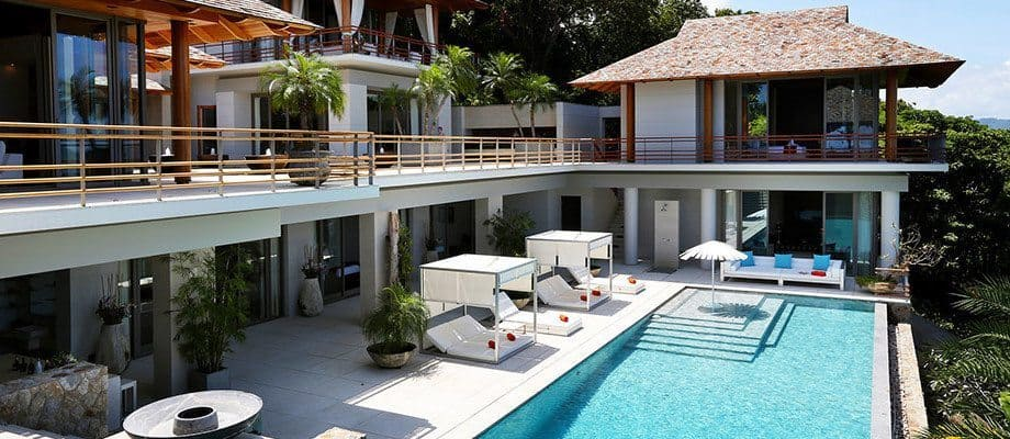 private villa for weddings in phuket