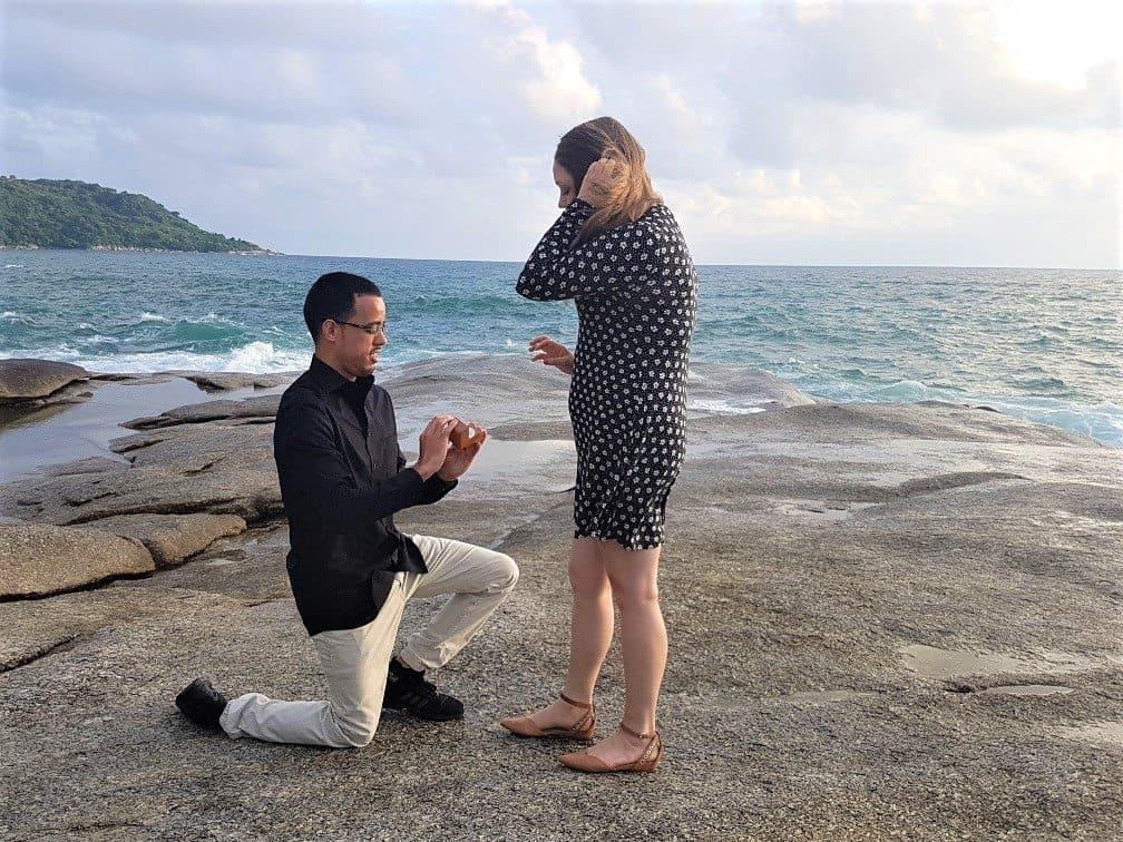 proposal  thailand