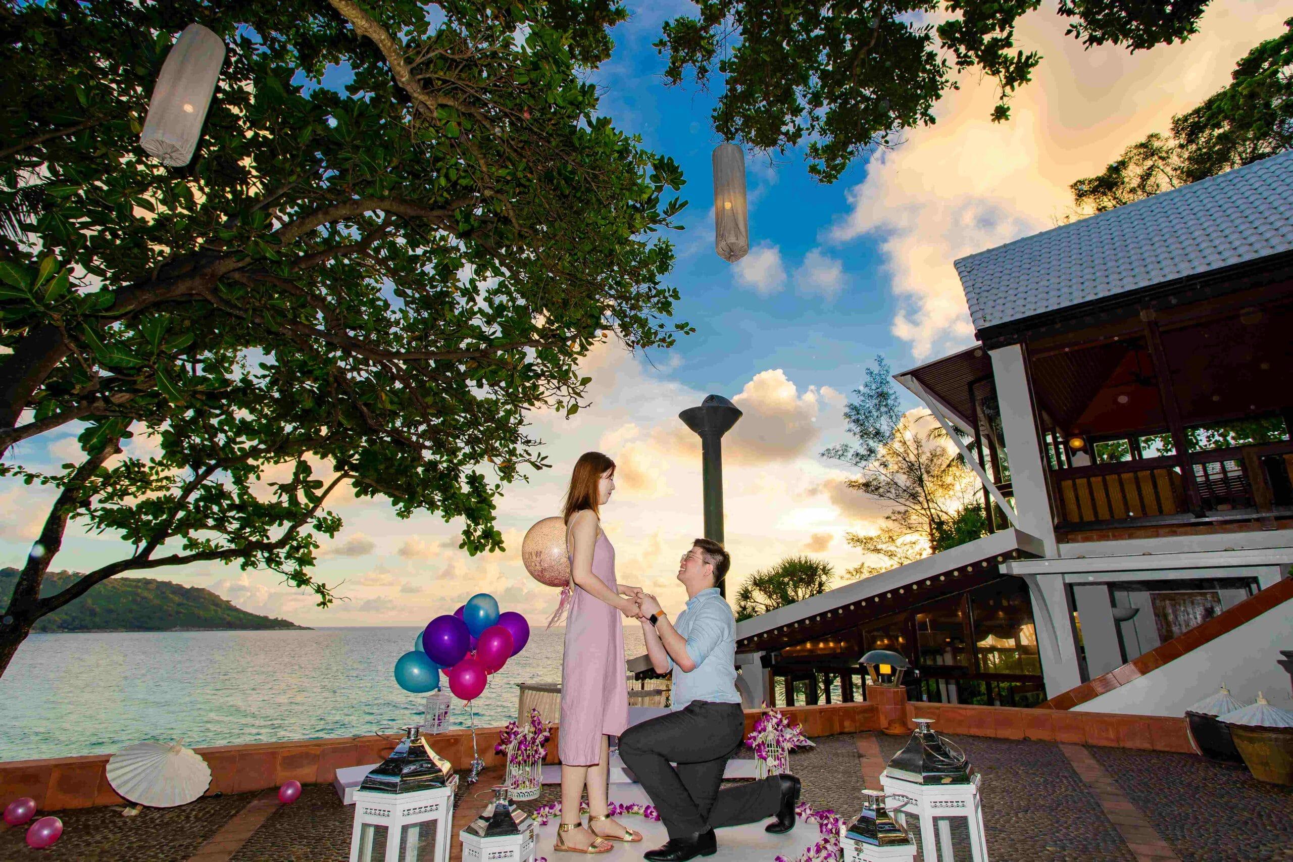 Ciel Lim (Wedding Proposal)