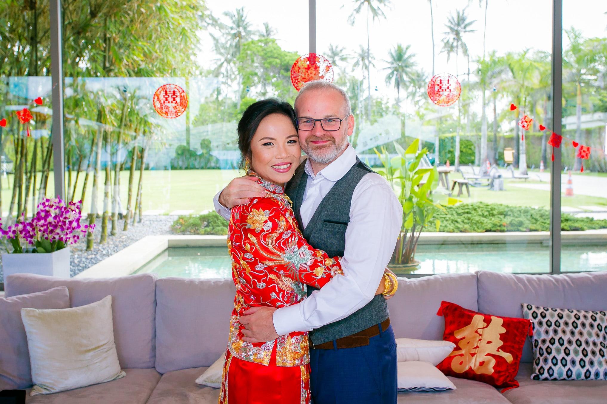 Flora Chow (Wedding)
