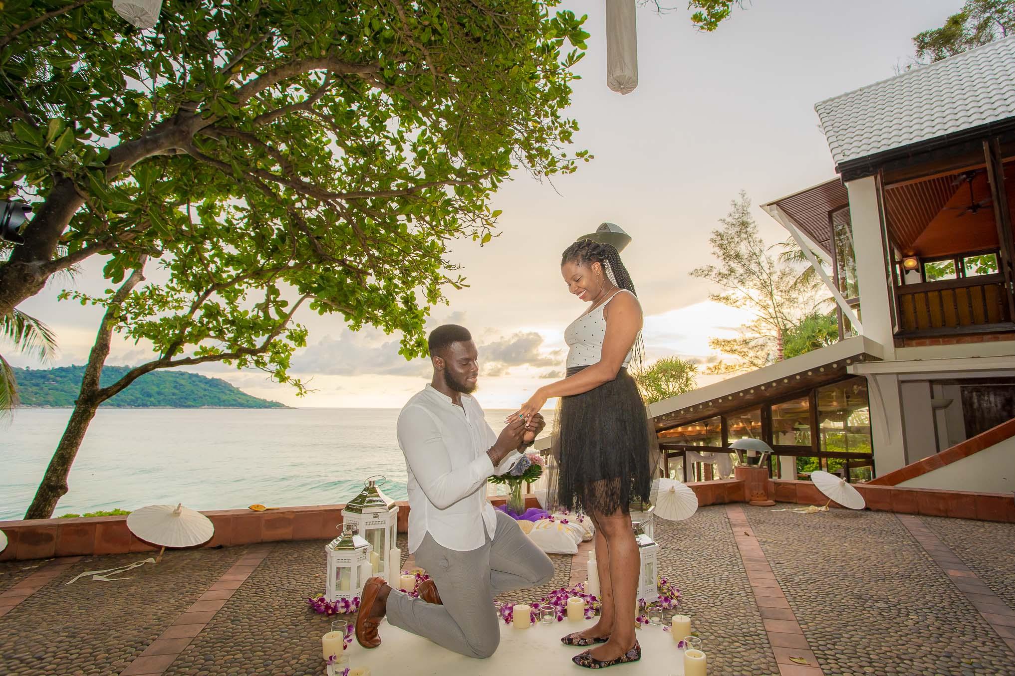 Aldiene Valenzuela (Marriage Proposal)