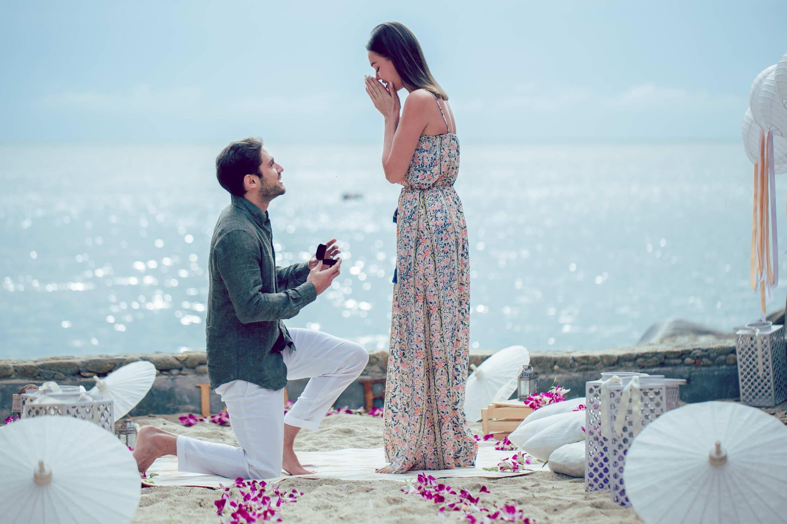 Alfredo Desiati (Marriage Proposal)
