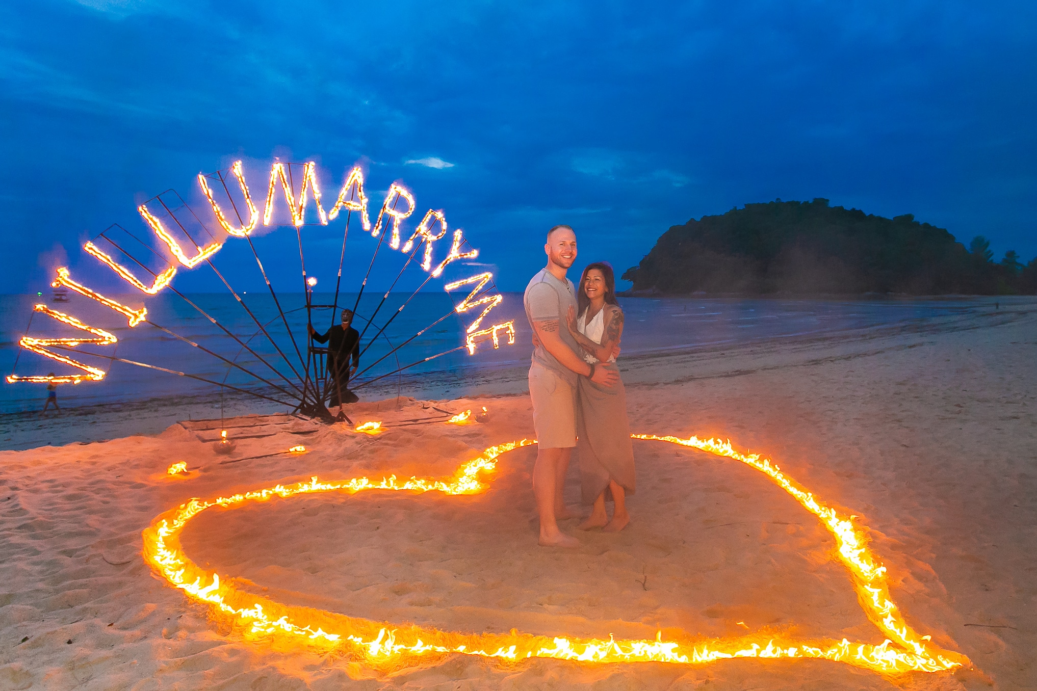 Caleb Goad (Marriage Proposal)