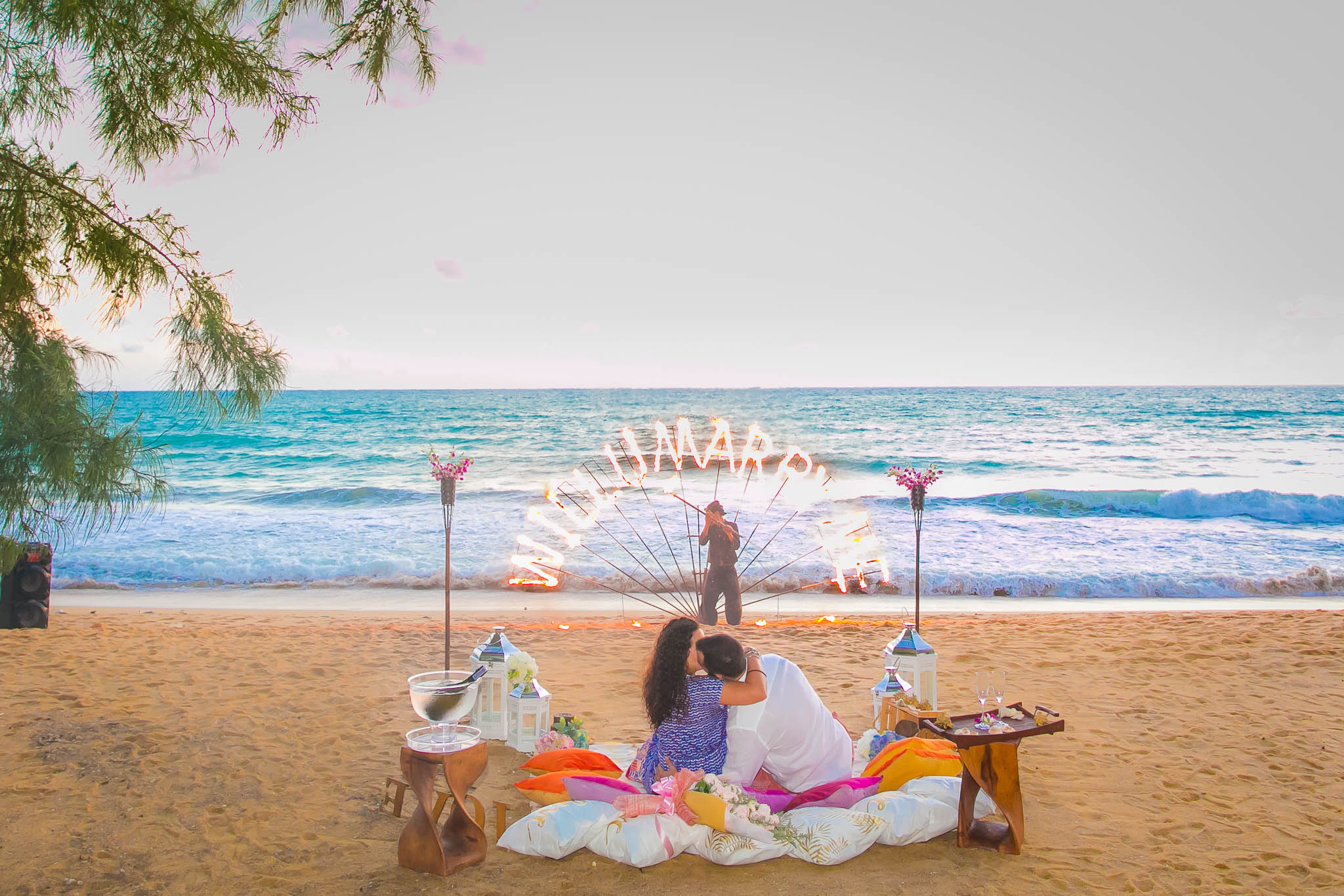 Rafic Mushantaf (Marriage Proposal)