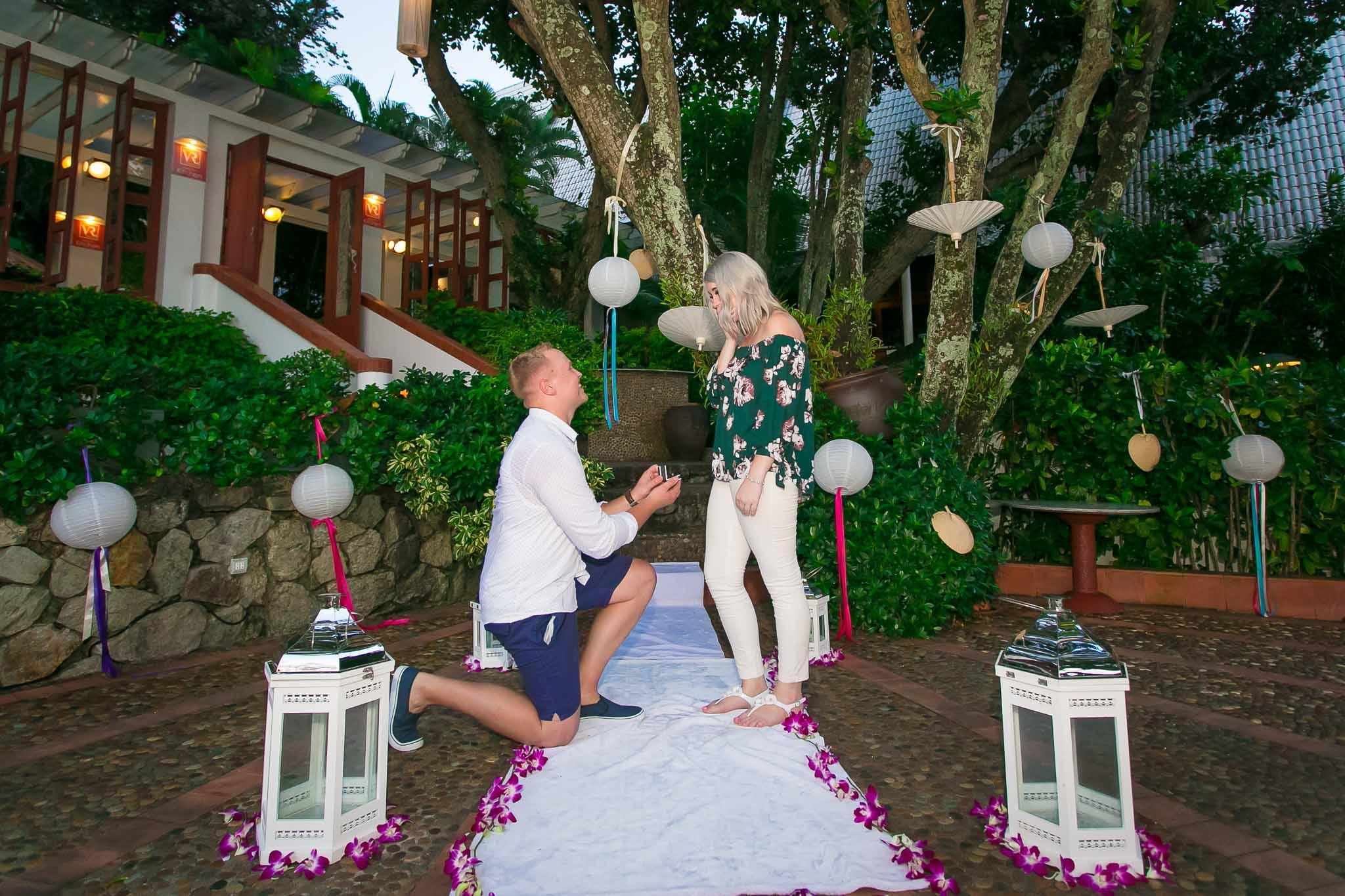 Zane Murphy (Wedding Proposal)
