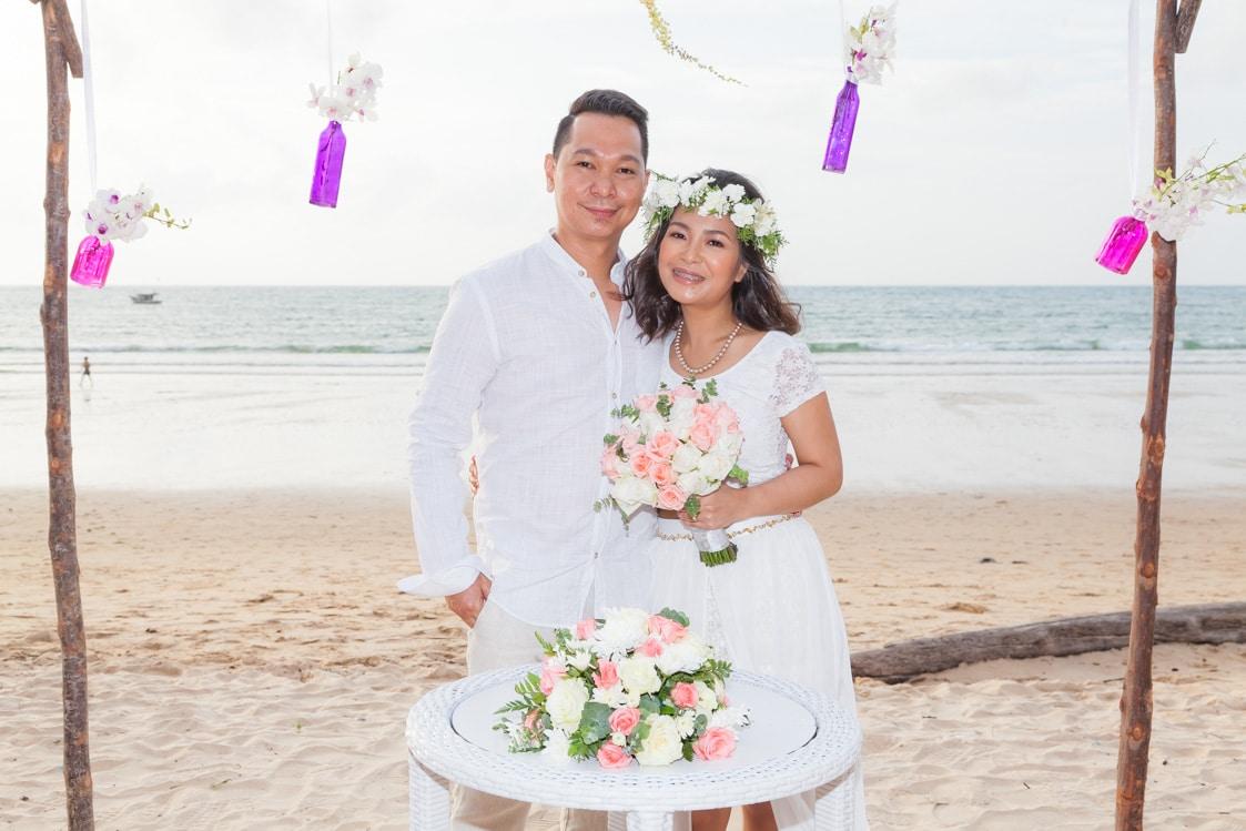 Zarina Pa Mor (Wedding)
